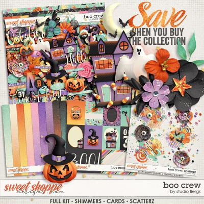 Boo Crew: COLLECTION & *FWP* by Studio Flergs