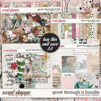Grow Through It Bundle by Studio Basic