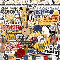 I'm With The Band by Traci Reed