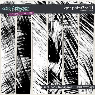 Got Paint? v.11 by Erica Zane