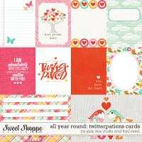 All Year Round: Twitterpations Cards by Traci Reed and Jady Day Studio