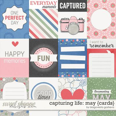 Capturing life: May {cards} by Blagovesta Gosheva
