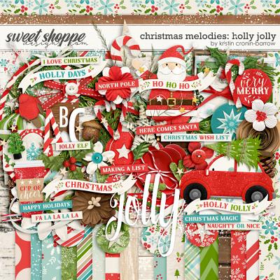 Christmas Melodies: Holly Jolly by Kristin Cronin-Barrow