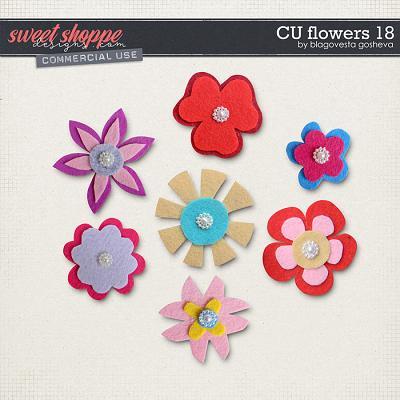 CU Flowers 18 by Blagovesta Gosheva