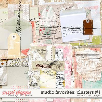 Studio Favorites: Clusters by Studio Basic