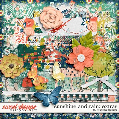 Sunshine and Rain: Extras by River Rose Designs
