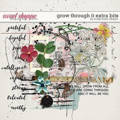 Grow Through It Extra Bits by Studio Basic