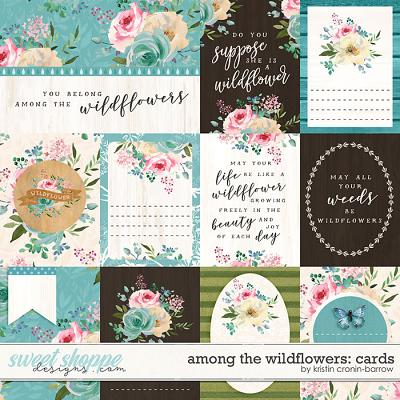 Among the Wildflowers: Cards by Kristin Cronin-Barrow