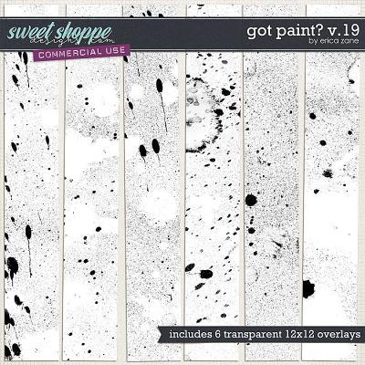Got Paint? v.19 by Erica Zane