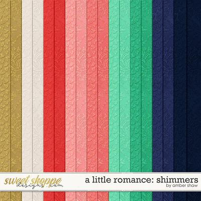 A Little Romance: Shimmers by Amber Shaw