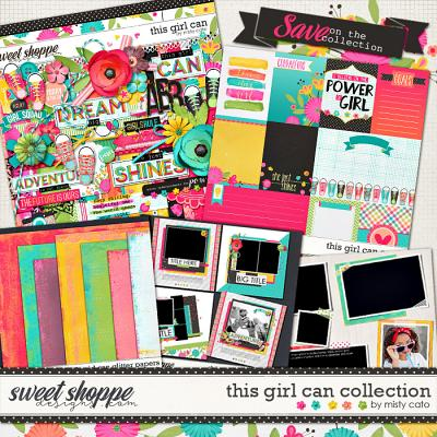 This Girl Can Collection by Misty Cato