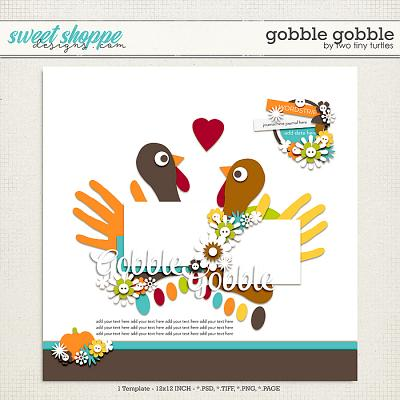 Gobble Gobble by Two Tiny Turtles