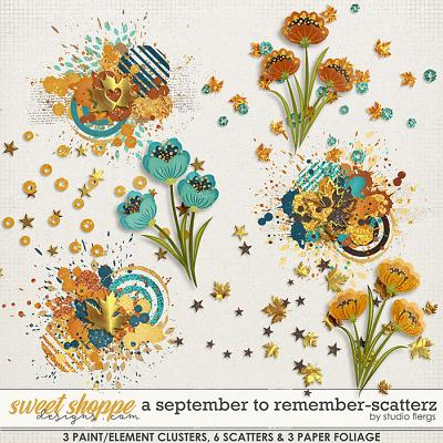 A September to Remember: SCATTERZ by Studio Flergs