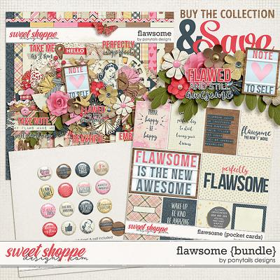 Flawsome Bundle by Ponytails