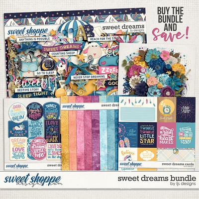 Sweet Dreams Bundle by LJS Designs