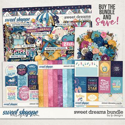 Sweet Dreams Bundle by LJS Designs