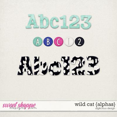 Wild Cat {Alphas} by Digilicious Design