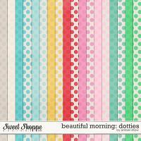 Beautiful Morning: Dotties by Amber Shaw