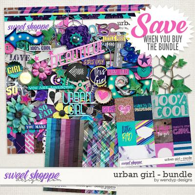 Urban girl - Bundle by WendyP Designs