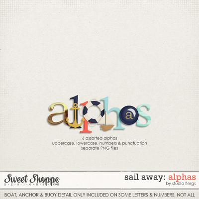 Sail Away: ALPHAS by Studio Flergs