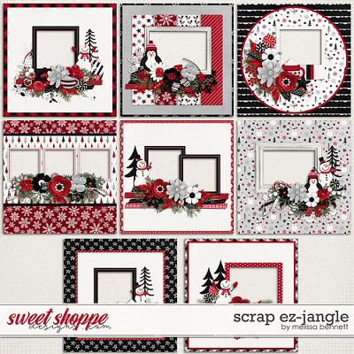 Scrap EZ-Jangle by Melissa Bennett