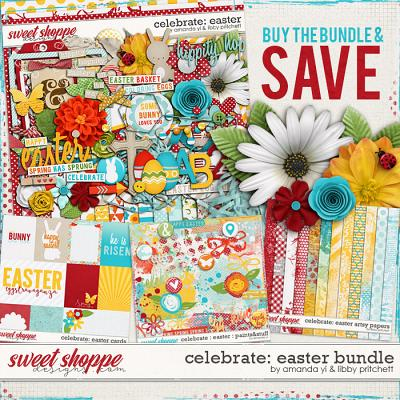 Celebrate : Easter : Bundle by Amanda Yi & Libby Pritchett
