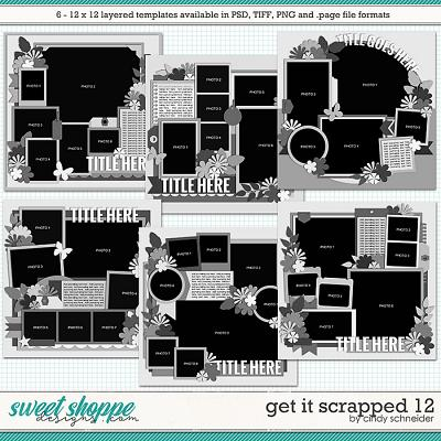 Cindy's Layered Templates - Get It Scrapped 12 by Cindy Schneider