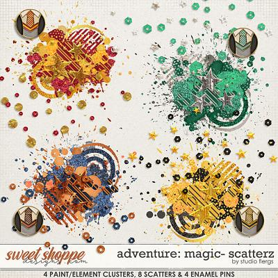 Adventure: Magic- SCATTERZ by Studio Flergs