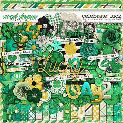 Celebrate: Luck by Amanda Yi & Libby Pritchett