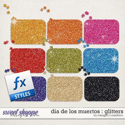 Dia De Los Muertos : Glitters by Meagan's Creations