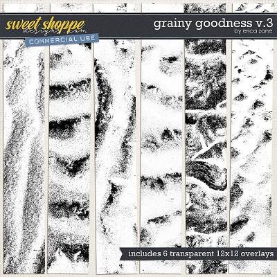 Grainy Goodness v.3 by Erica Zane