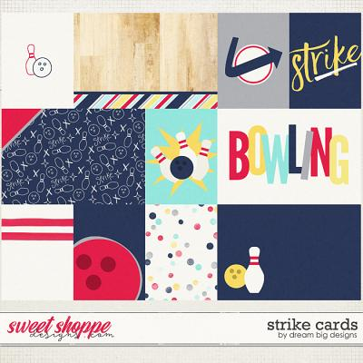 Strike Cards by Dream Big Designs