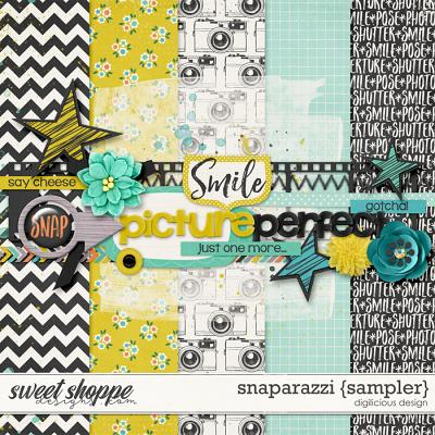 Snaparazzi {Sampler} by Digilicious Design