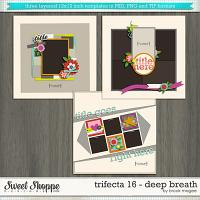 Brook's Templates - Trifecta 16 - Deep Breath by Brook Magee