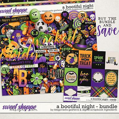 A Bootiful Night {bundle} by Blagovesta Gosheva & Digital Scrapbook Ingredients
