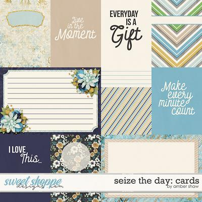 Seize the Day: Cards by Amber Shaw