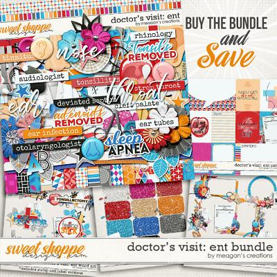 Doctor's Visit: ENT Bundle by Meagan's Creations