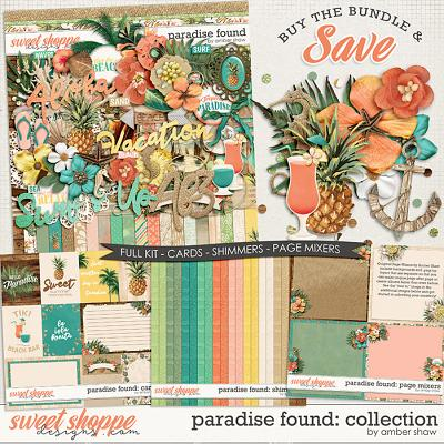 Paradise Found: Collection by Amber Shaw