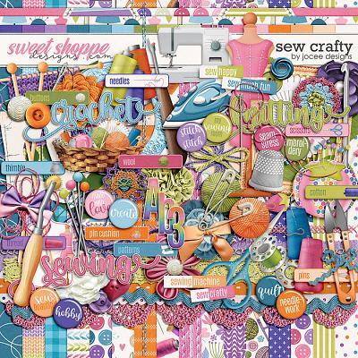 Sew Crafty by JoCee Designs