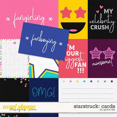 Starstruck: Cards by Grace Lee