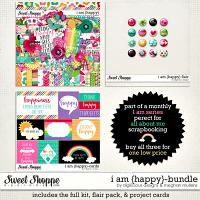 I Am {Happy}-Bundle by Digilicious Designs & Meghan Mullens