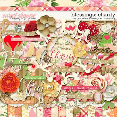 Blessings: Charity by Grace Lee and Meagan's Creations