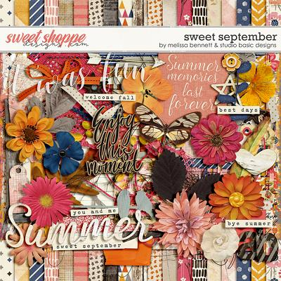 Sweet September by Studio Basic Designs & Melissa Bennett