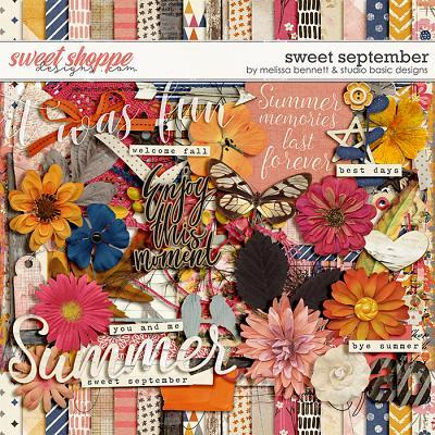 Sweet September by Studio Basic Designs & Melissa Bennett