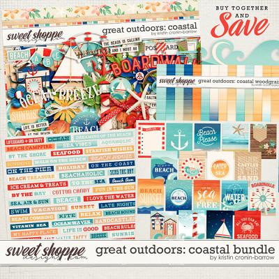 Great Outdoors: Coastal Bundle