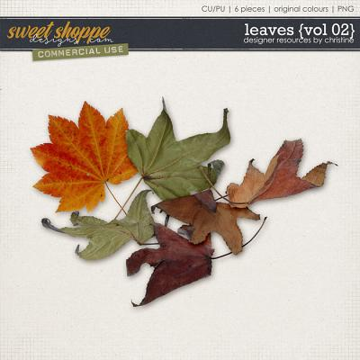 Leaves {Vol 02} by Christine Mortimer