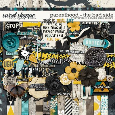 Parenthood : The Bad Side by Amanda Yi & Studio Basic Designs