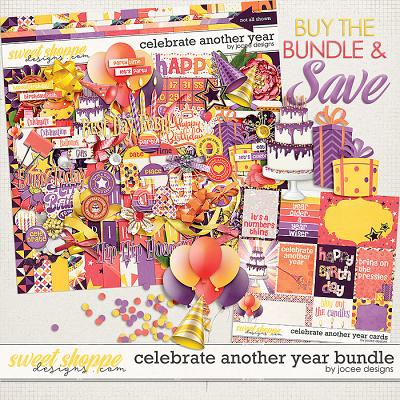 Celebrate another Year Bundle by JoCee Designs