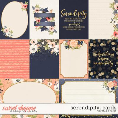 Serendipity: CARDS by Studio Flergs