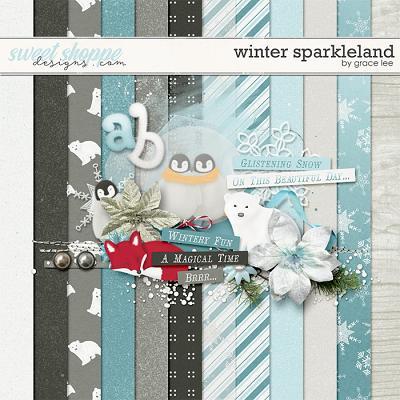 Winter Sparkleland
